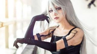 Đắm chìm với bộ cosplay A2 trong Nier:Automata siêu đẹp siêu gợi cảm