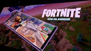 Không độc quyền hoàn toàn trên Galaxy Note9, Fortnite hiện đã có thể chơi được từ thiết bị Galaxy S7 trở lên