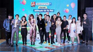 Toàn cảnh sự kiên ra mắt game 360Mobi Cờ Tỷ Phú Việt Nam