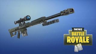 Fortnite cập nhật quả súng nhắm mới có khả năng 1 phát bay cả nhà mới xây