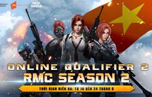 ROS Mobile Online Qualifier 2: Vòng loại khốc liệt và gay cấn, xem ngay kẻo lỡ!