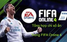 FIFA Online 4: Tất tần tật về chỉ số ẩn của cầu thủ trong FIFA Online 4 (Phần 2)
