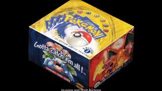 Khi 1 hộp bài Pokemon được bán đấu giá với trị giá bằng 50 chiếc iPhone X