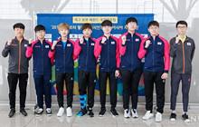 LMHT: Đội tuyển Hàn Quốc quyết tâm giành thành tích tại Asian Games 2018