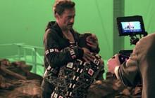 Cận cảnh hậu trường của Avengers: Infinity War, trong phim hoành tráng bao nhiêu thì ở ngoài buồn cười bấy nhiêu