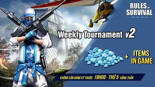 Cộng đồng ROS Mobile hẹn nhau tái chiến Weekly Tournament 19h tối nay