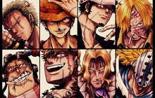 One Piece 914 - Nội dung bị Leak, cao trào đến gần khi Luffy có thể 1 mình đấu lại 30 tên sử dụng trái ác quỷ