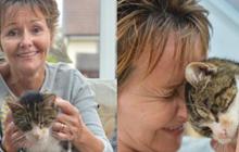 13 năm mất tích và đi lạc tận 64 km, chú mèo đã tìm lại chủ cũ theo cách thần kỳ như thế này đây