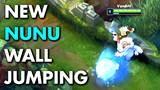 LMHT: Nunu mới có thể đi xuyên tường với kĩ năng Quả Cầu Tuyết Trong Truyền Thyết của mình
