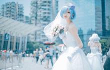 Chiêm ngưỡng bộ cosplay nàng Rem vô cùng xinh đẹp trong Re:Zero