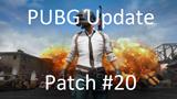 PUBG: Update #20 mang súng mới, xe mới và nhiều cơ chế mới tới PUBG