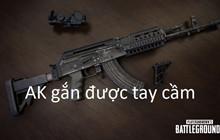 PUBG: Tìm hiểu về Beryl M762 - Khẩu AK gắn được tay cầm chúng ta hằng mong ước