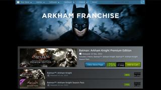 Series Batman Arkham đang được giảm giá cực mạnh, chưa đến 100 nghìn một game
