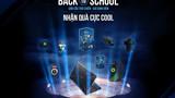FIFA Online 4 tung gói cầu thủ Back 2 School cực hot cùng Vòng quay may mắn chắc chắn nhận quà