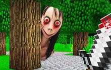 Mod cả trò chơi tự sát Momo vào Minecraft, Microsoft buộc phải ra tay