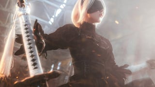 Không thể tin được đây là cosplay của 2B trong Nier: Automata, đẹp như trong game vậy