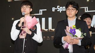 LMHT: Hàn Quốc tổ chức lễ xuất quân đi ASIAD 2018, Faker và Bengi nhận danh hiệu danh giá