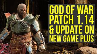 Chi tiết những thay đổi trong bản cập nhật mới nhất của God of War - New Game Plus