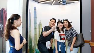 Không khí sôi động buổi trải nghiệm Samsung Galaxy Note 9 tại TP.HCM ngày 25/08/2018