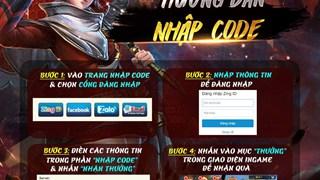 Chơi Cửu Dương VNG - Nhận Giftcode hấp dẫn giúp người chơi mới cực dễ thở khi trải nghiệm nhé