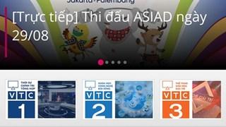 Cách cài ứng dụng VTC Now trên máy tính để xem U23 Việt Nam