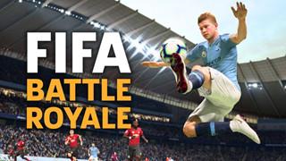 Hài hước siêu mạnh với chế độ sinh tồn của FIFA 19 khi mà cứ thủng lưới là bị đuổi 1 người