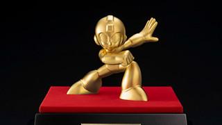 Mega Man kỉ niệm 30 năm, ra mắt figure bằng vàng nguyên khối với giá trên trời