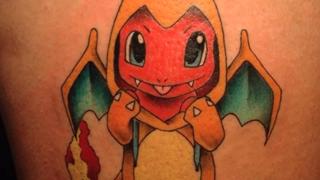 Tổng hợp những hình xăm Pokemon cực đẹp dành cho người hâm mộ thương hiệu 30 năm tuổi này
