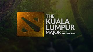 Kuala Lumpur Major: Giải đấu Dota chuyên nghiệp đầu tiên của mùa hậu 2018 tiền 2019