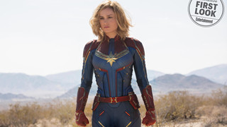 Captain Marvel tung bộ ảnh tạo hình kín cổng cao tường đến nổi fan chê là không được Sexy cho lắm