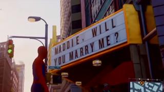 Đây có lẽ là Easter Egg cầu hôn bí mật buồn bã nhất năm 2018 trong tựa game Spider-Man PS4