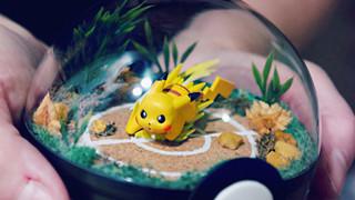 Tổng hợp những Pokeball siêu đẹp của người hâm mộ, chứa đựng cả một thế giới Pokemon bên trong