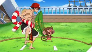 One Piece Chapter 917 Spoiler - Luffy dễ dàng giải quyết vấn đề và giải cứu thành công Otama