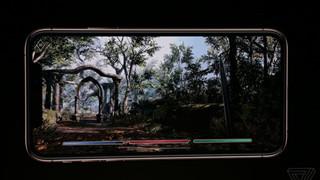 Apple chính thức khai chiến với Samsung trên chiến trường game di động, đưa game di động lên một tầm cao mới với iPhone XS Max