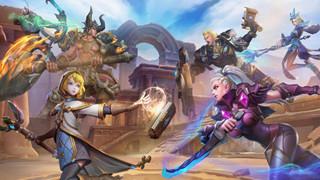 Endless Battle Online - Game MOBA hành động mãn nhãn sắp ra mắt chính thức trên Steam, miễn phí hoàn toàn