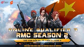 ROS Mobile Qualifier 3: Lượt đấu cuối cùng bảng C, D kịch tính 19h tối nay 18/9