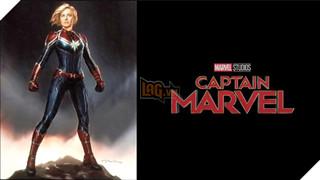 Nóng hổi Trailer chính thức siêu phẩm Captain Marvel thả thính ngay ngày 18 tháng 9