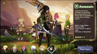 Dragon Nest Mobile: Hướng dẫn cơ bản Sát Thủ và cách nâng điểm kĩ năng đầy đủ nhất