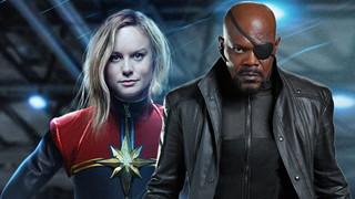 Những gương mặt thân quen của MCU trong trailer Captain Marvel