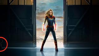 Poster của Captain Marvel hé lộ một nhân vật vô cùng đặc biệt chỉ có fan hâm mộ mới đoán ra