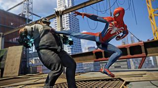 Marvel's Spider-Man vượt mắt God of War để trở thành tựa game được ưa chuộng nhất trong năm 2018