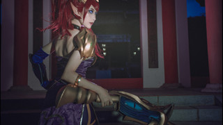 Chiêm ngưỡng cosplay Caitlyn Nguyệt Hồn siêu ma mị, nhìn vào chỉ muốn thốt lên quá đẹp