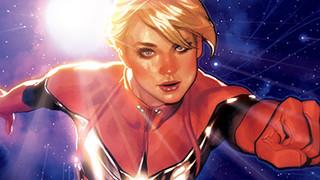 Bạn có biết nguồn gốc sức mạnh Binary của Captain Marvel đến từ Hố trắng - Sức mạnh hoàn toàn đối lập với Lỗ đen
