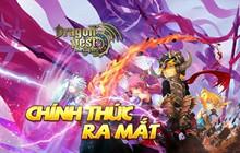LAGVN - Dragon Nest Mobile tưng bừng tặng Giftcode siêu khủng mừng game ra mắt