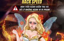 Đã xuất hiện tình trạng 'hack Speed' trong tựa game MU Strongest