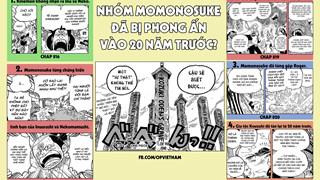 Giả thuyết kinh hoàng - Liệu rằng có phải nhóm Momonosuke đã chết từ 20 năm trước nay hiện hồn về dẫn lối cho băng hải tặc mũ rơm