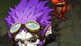 LMHT: Riot tung teaser về môt trang phục Luyện Rồng mới, rất có thể là Heimerdinger