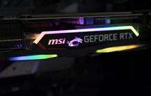 Trên tay nhanh MSI RTX 2080 Gaming X Trio: Vừa đồ sộ, vừa sặc sỡ