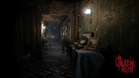 Bom tấn kinh dị The Conjuring đã có game, chính thức có mặt trên Steam