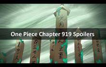 One Piece: Chapter 919 - Cộng đồng mạng dự đoán Chuyện gì sẽ chuẩn bị xảy ra với mọi người?